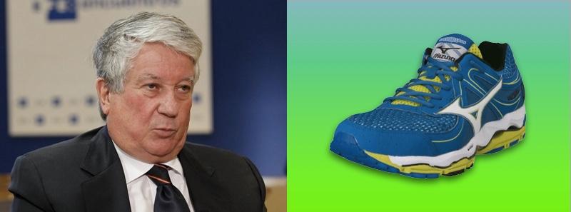 Zapatillas de running recomendadas para Arturo Fernandez
