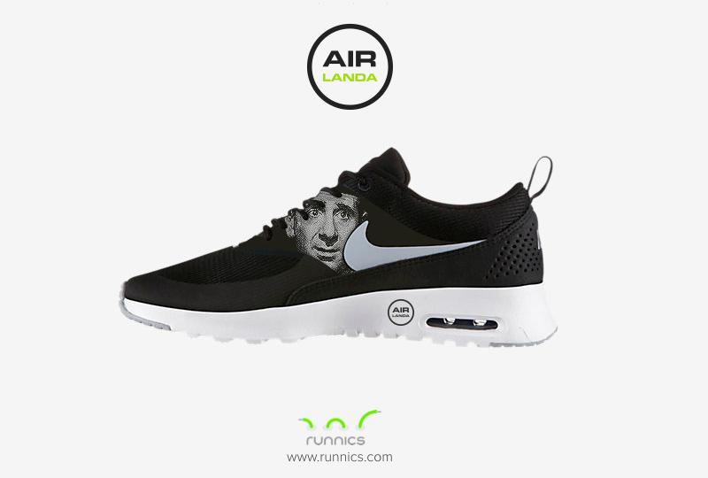 Zapatillas De Landa Running Nike Anuncia A Dedicadas Alfredo ikXOZPu