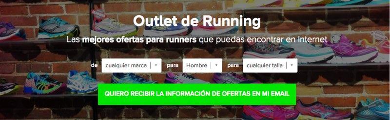 Filtro del Outlet de Runnin de Runnics