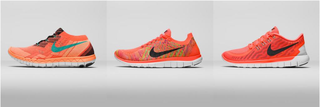 A día de hoy Nike aún no ha sacado aún una zapatilla minimalista pura.  Puede que la Hyperfeel 799bfc80b46