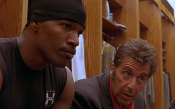 Under Armour and Any Given Sunday