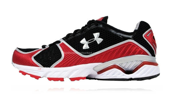 The first Under Armour running shoe - The Illusion