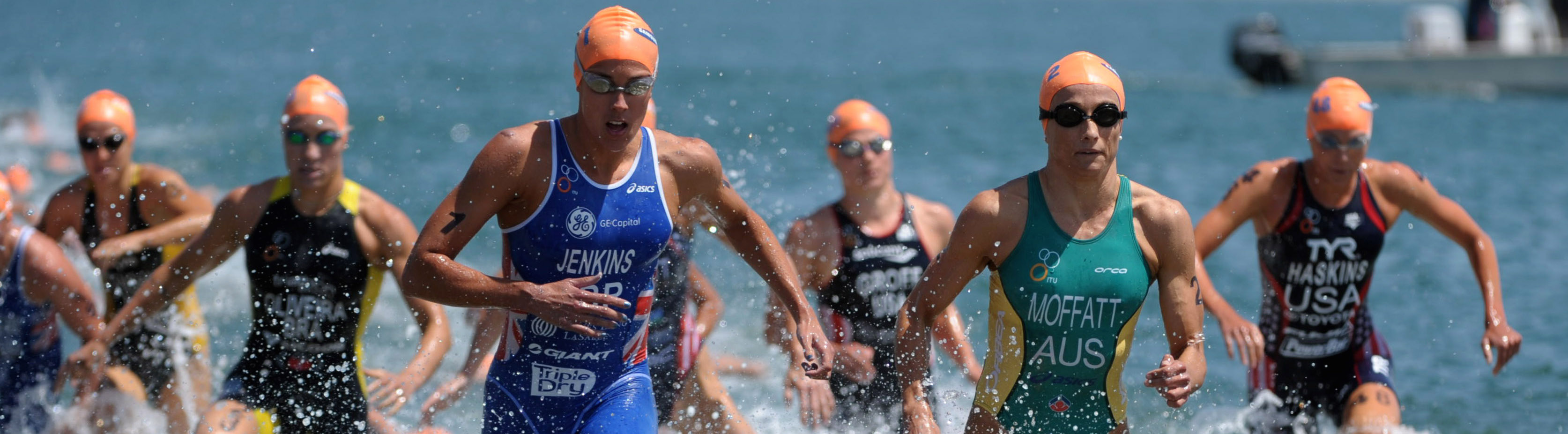 Triathlon: ITU World Championship Series San Diego