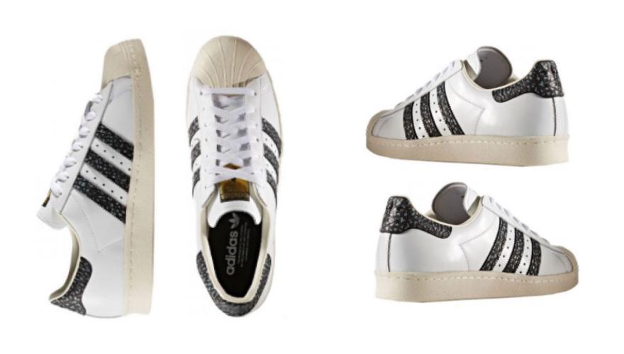 Adidas Superstar 80s hombre rebajas