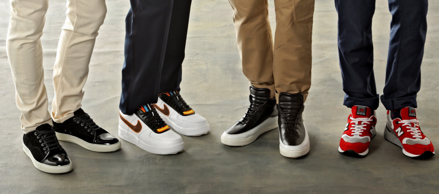 Sneakers rebajas destacada