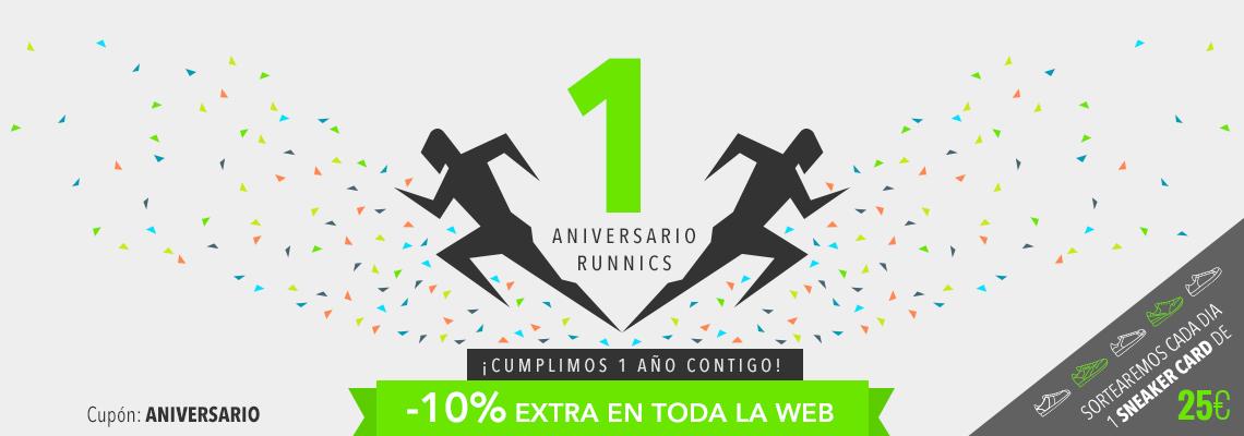 aniversario Runnics Sorteo Sneaker Cards