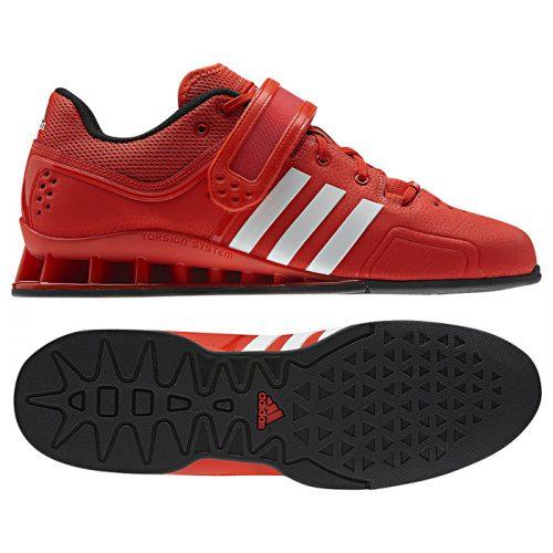super popular 3c15a 05ec4 Adidas Adipower Adidas Adipower. Comme alternative à Adidas, Nike a lancé  une chaussure ...