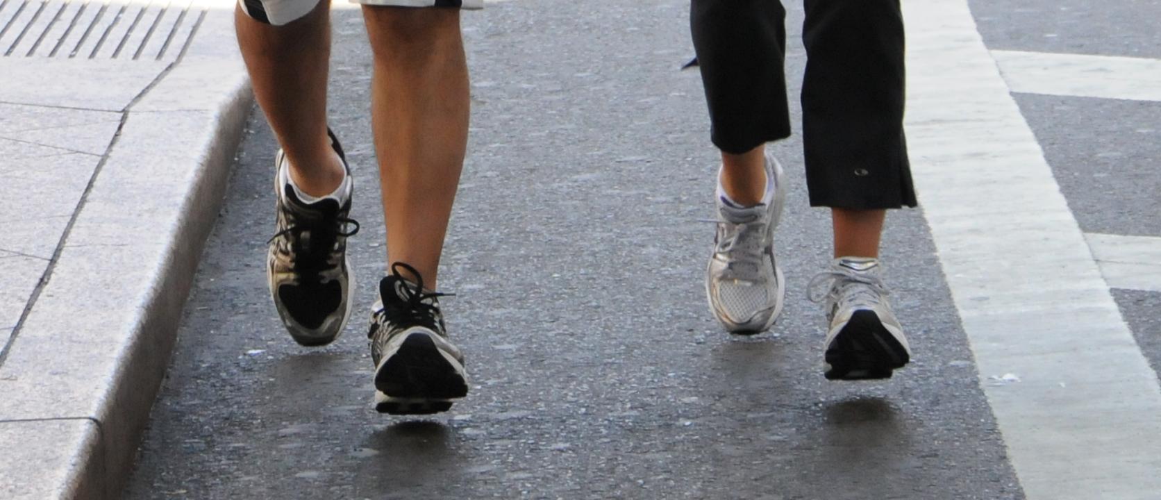 Tipo de pisada en Running