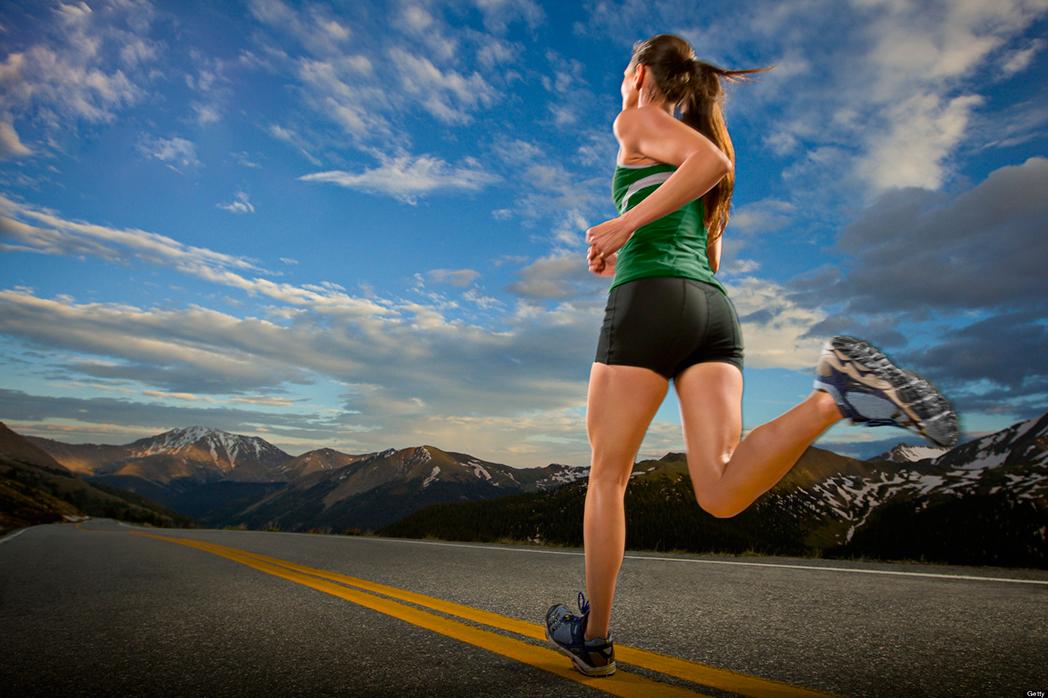 zapatillas running de mujer